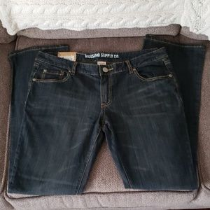 New! Mossimo bootcut jeans